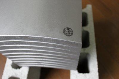 画像2: 割れやすい空手瓦(試割り瓦) 黒帯 お引き取りパック